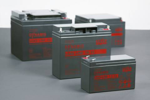 Dynamis Batterien Vrla Lead Acid Agm